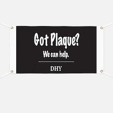 Unique Dental hygienist Banner