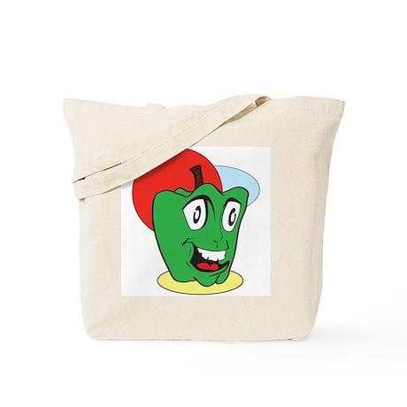 The Peppy Pepper Tote Bag