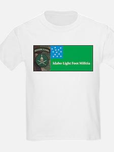 Idaho Light Foot Militia T-Shirt