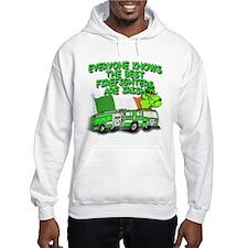 Irish Firefighter Hoodie Sweatshirt