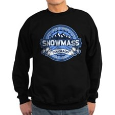 Snowmass Blue Sweatshirt