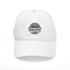 Snowmass Grey Baseball Cap