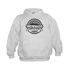 Snowmass Grey Hoodie