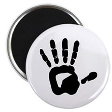 """Hand 2.25"""" Magnet (100 pack)"""