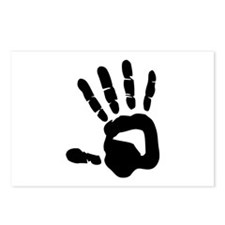 Hand Postcards (Package of 8)