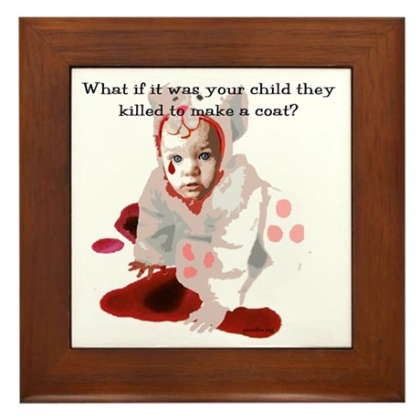 Your Child Framed Tile