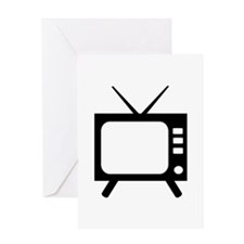 TV Greeting Card