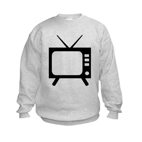 TV Kids Sweatshirt