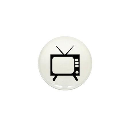 TV Mini Button