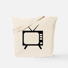 TV Tote Bag