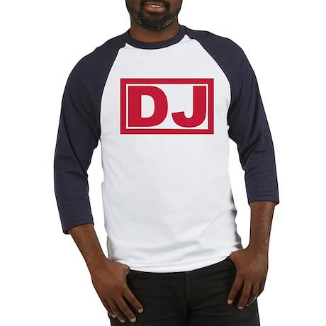 DJ Baseball Jersey
