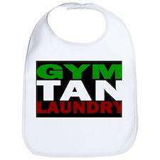 GYM TAN LAUNDRY Bib