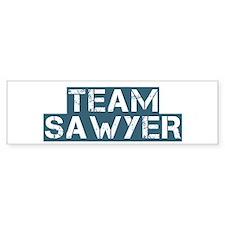 Team Sawyer (Lost) Bumper Sticker