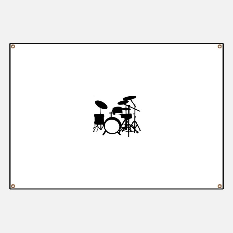Drums Banner