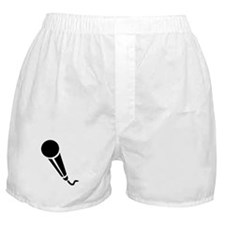 Microphone Boxer Shorts