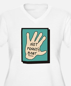 Not Penny's Boat LOST T-Shirt
