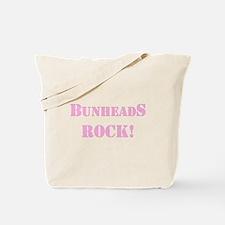 Bunheads Rock Tote Bag