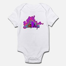 Monster Tagging Infant Bodysuit