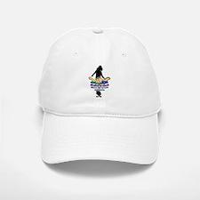Logo Longboard Baseball Baseball Cap