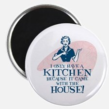 What Kitchen? Magnet