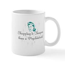 Shopping Cure Mug