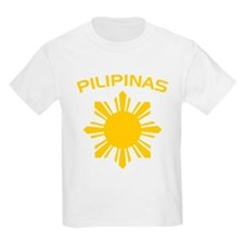 Philippines and Star T-Shirt