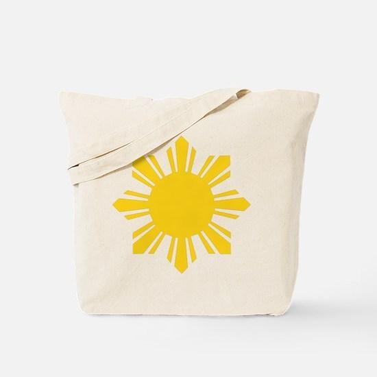 Philippine Star Tote Bag