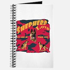 Shepherd Love Journal