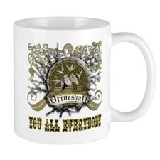 Lost Band Drive Shaft Grunge Mug