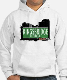 KINGSBRIDGE TER, Bronx, NYC Jumper Hoody
