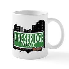 KINGSBRIDGE TER, Bronx, NYC Mug