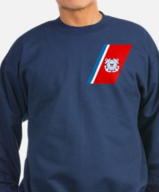 Coast Guard Dark Sweatshirt 2