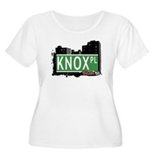 Knox Pl, Bronx, NYC T-Shirt