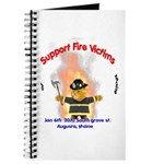 Fire Victims Support Journal