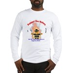 Fire Victims Support Long Sleeve T-Shirt