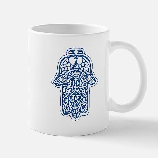 Hamsa (Hand of God) Mug