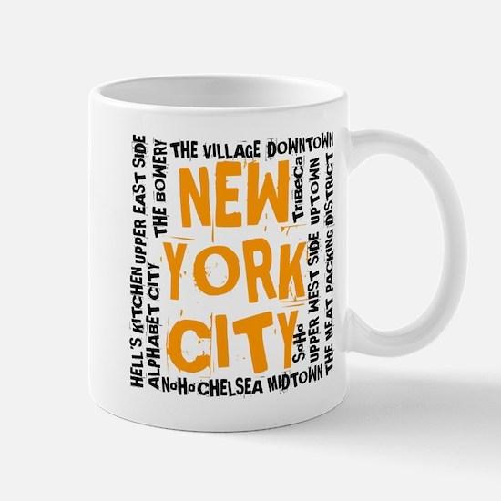 Cute East new york Mug