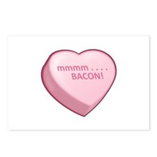 mmmm . . . . BACON! Postcards (Package of 8)