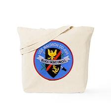 USS WALDRON Tote Bag