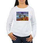 Fall Migration Women's Long Sleeve T-Shirt