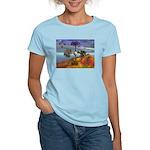 Fall Migration Women's Light T-Shirt