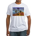 Fall Migration Fitted T-Shirt