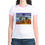 Fall Migration Jr. Ringer T-Shirt