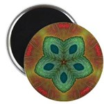 "Crystal Mandala 2.25"" Magnet (100 pack)"