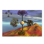 Fall Migration Postcards (Package of 8)