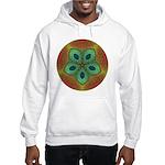 Crystal Mandala Hooded Sweatshirt