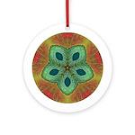 Crystal Mandala Keepsake (Round)