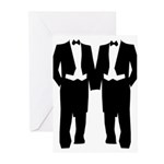 Pack of 20 Gay Marriage Invitation Cards