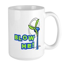 Blow Me Wind Power Mug