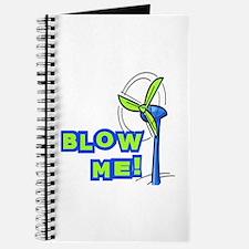 Blow Me Wind Power Journal